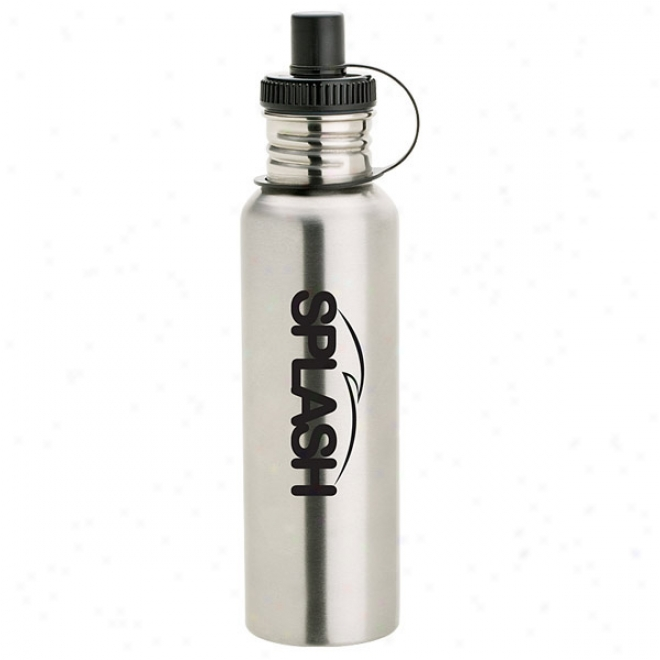 Stainless Steel Bottle - 25 Oz