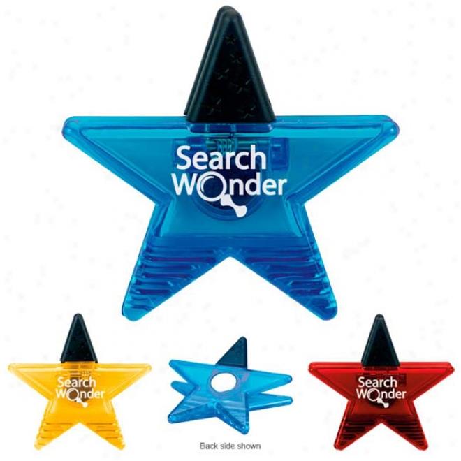 Star Clip Magnet