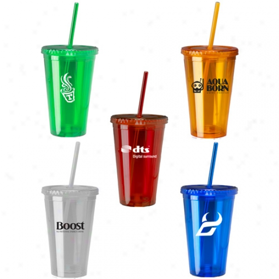 Sterling Acrylic Insulated 16oz Cup