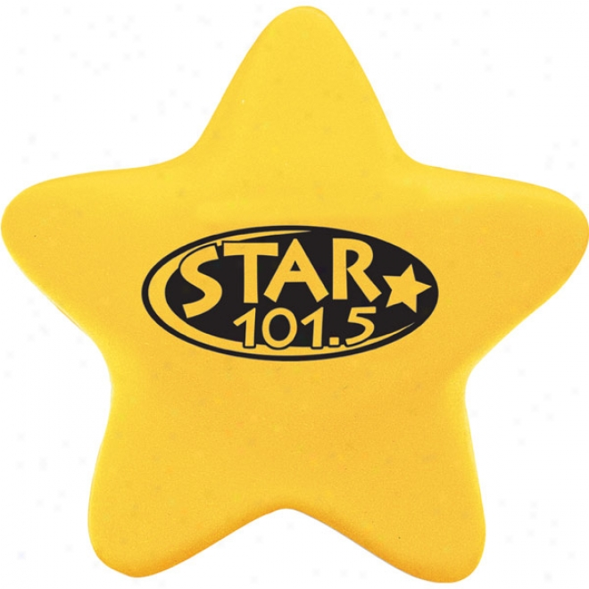 Stress-ease - Star Shape Stress Reliever
