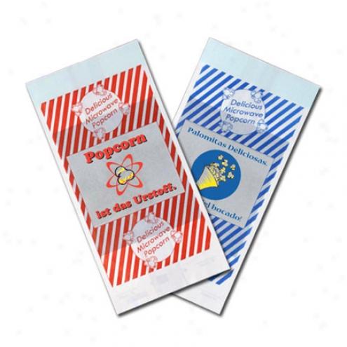 Striped Print Bag 3 Color