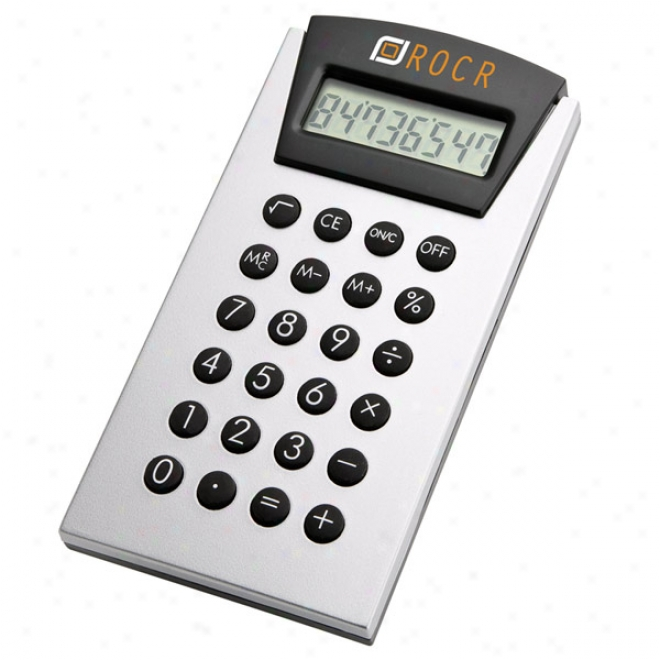 Stylish Techno Calculator