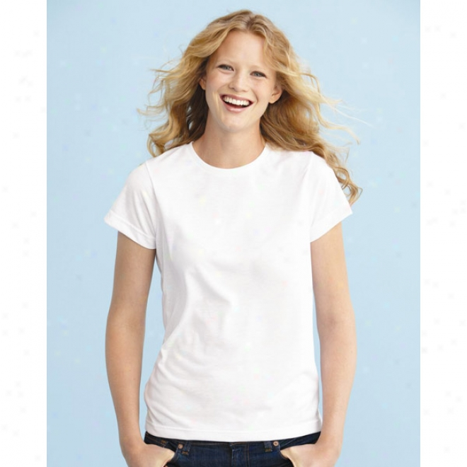 Sublivie Ladies' Polyester T-shirt