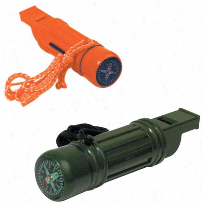 Survival Tubes: Orange Or Green