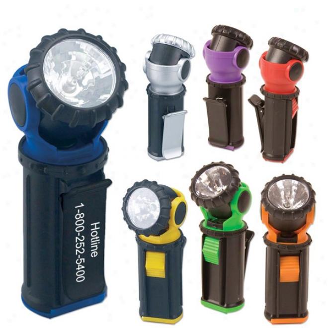Swivel Clip Flashlight