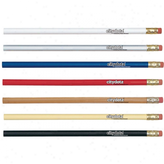 Tennessee Special Round Pencil