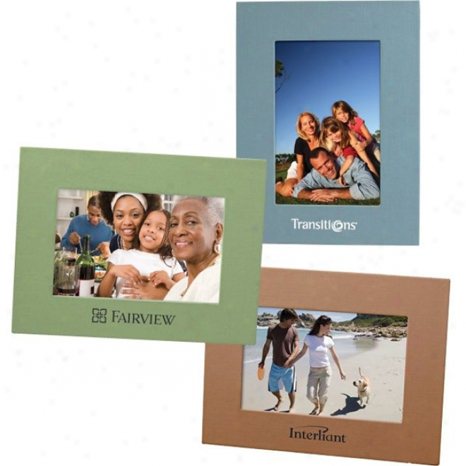 Terra Recycled Photo Frame