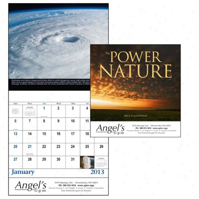 The Power Of Nature - Stapled