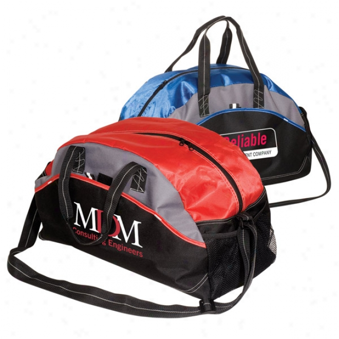 Titleholder Gym Duffel Bag