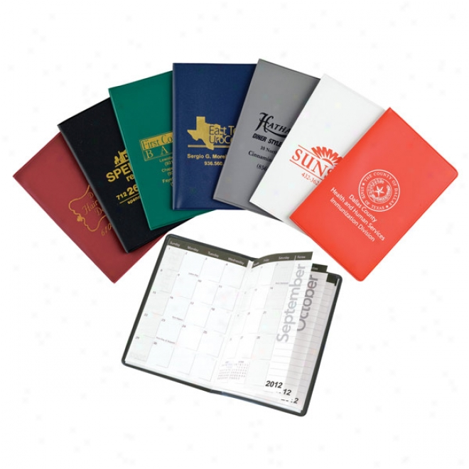 Traditional Colors Monthly Planner