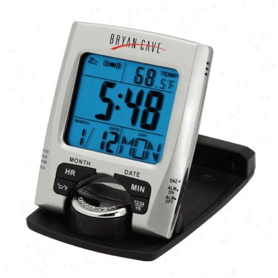 Travel Clock W  El Light
