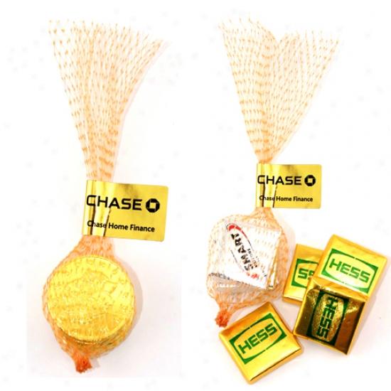 Treasuure Mesh Bag