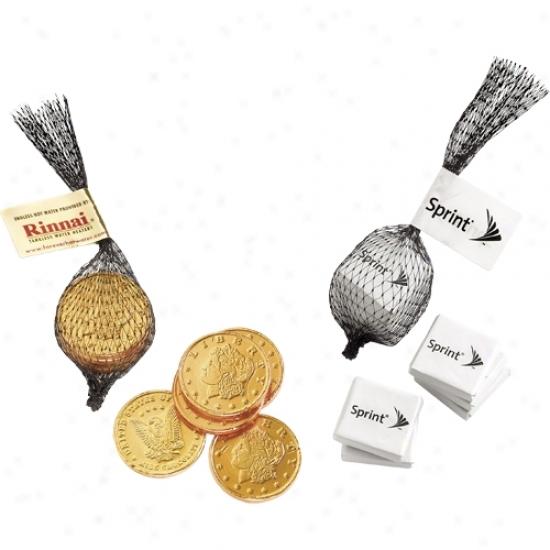 Treasure Mesh Bags W/al100