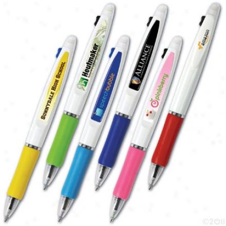 Trio Grip 3-in-1 Pen + Pencil