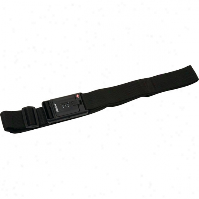 Tsa Combination Lock Luggage Strap