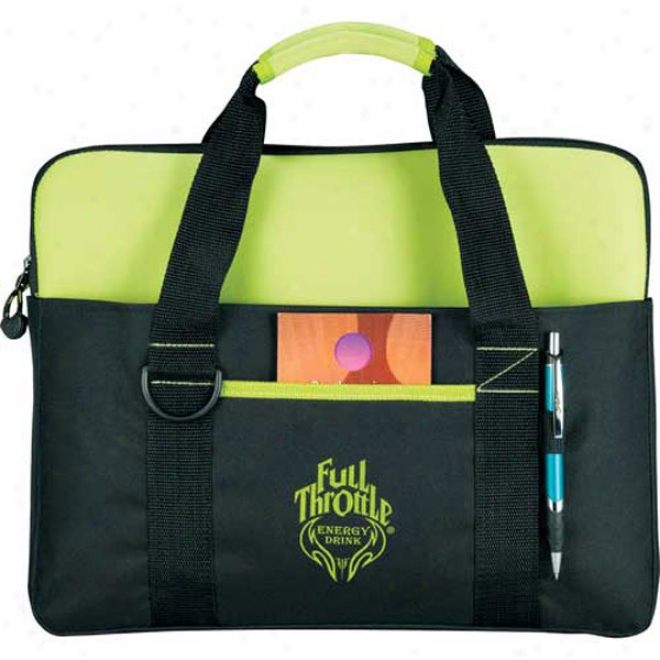 Tuck Compu-brief With Laptop Sleeve