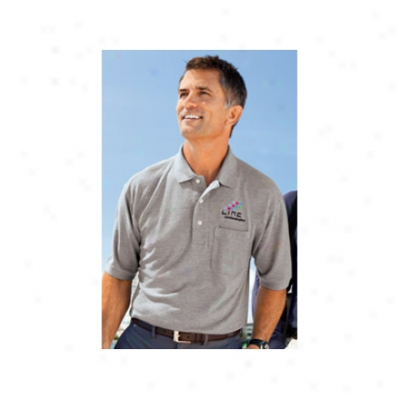 Ultimate Outer Banks Pique Pocket Polo