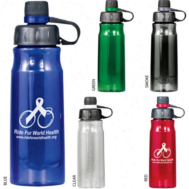 Ultra Sport 28 Oz Gym Bottle