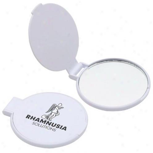 Ultra Slight Pocket Mirror