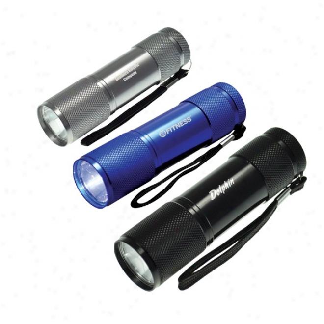 Uno Led Aluminum Flashlight