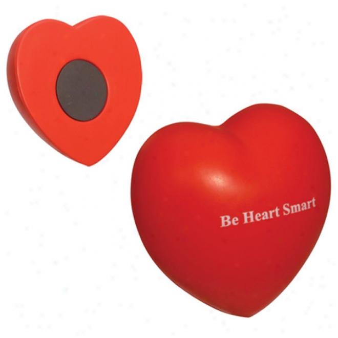 Valentine Heart Magnet