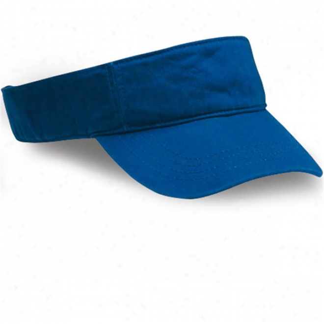 Valucap Bio-washed Visor