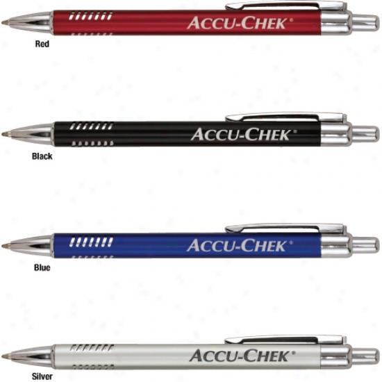 Victory Laser Engraved Pen