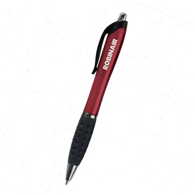 Waffle Grip Pen