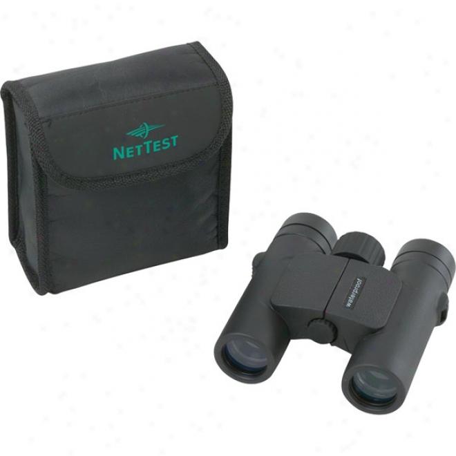 Waterproof Prism Binoculars (10 X 25mm)