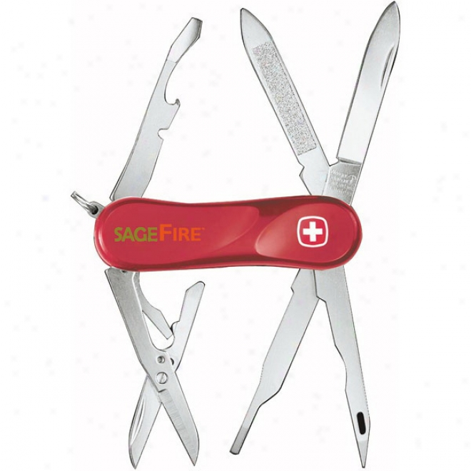 Wenger Evolution 88 Genuine Swiss Army Knife