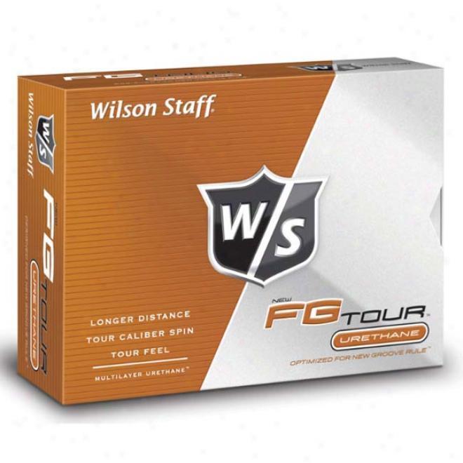 Wilson Stick Fg Tour Golf Ball Std Serv