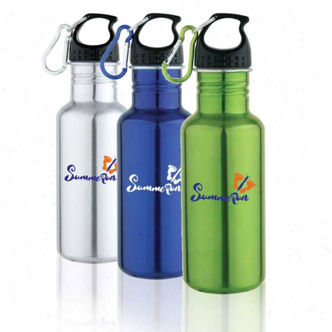 Yorba - 25 Oz 18/8 Stainless Steel Water Bottle