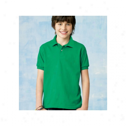 Youth Comfortblend Ecosmart Blended Jersey