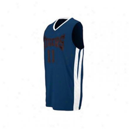 Youth Triple-double Game Jersey