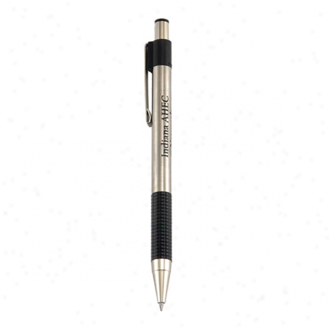Zebra F301 Bold Retractable Ballpoint