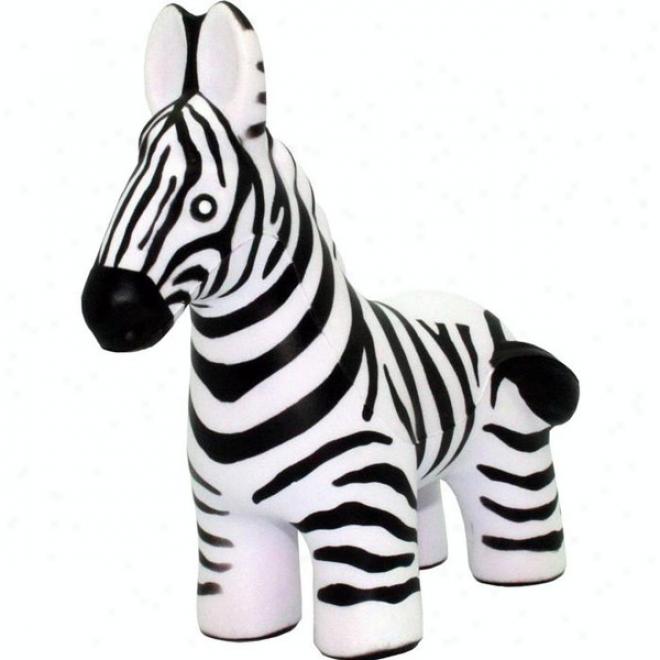 Zebra Squeezies Stress Reliever