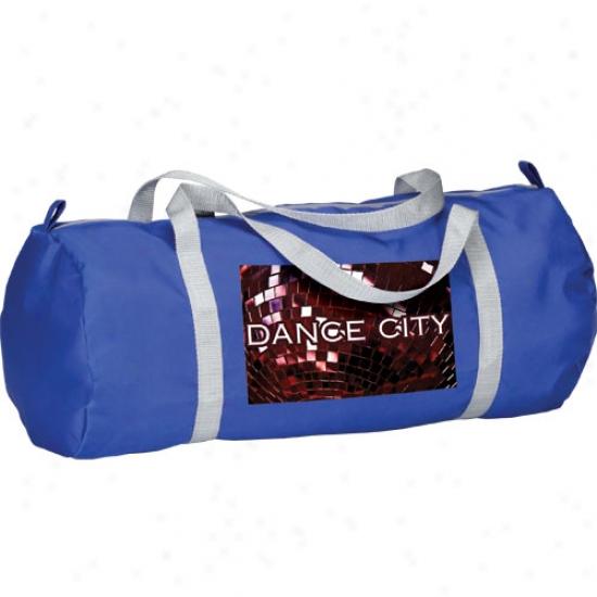 Zimmerman Duffle Bag W/strap & Zipper