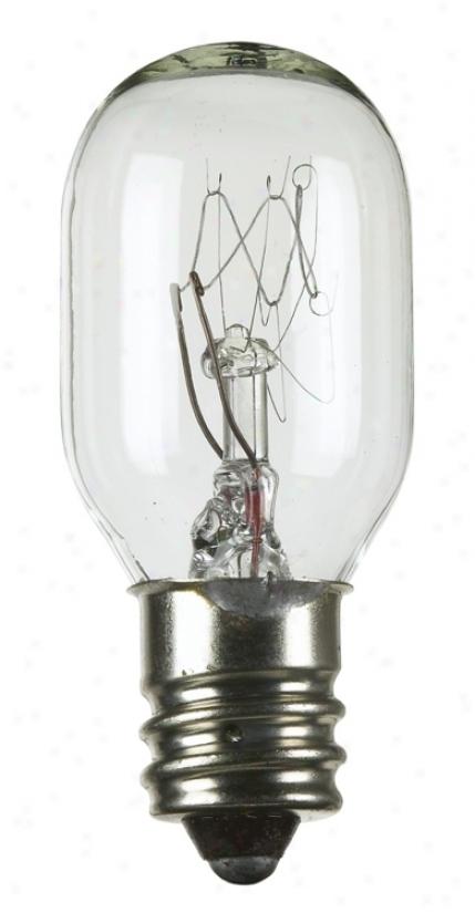 20 Watt Candelabra Light Bulb (55108)