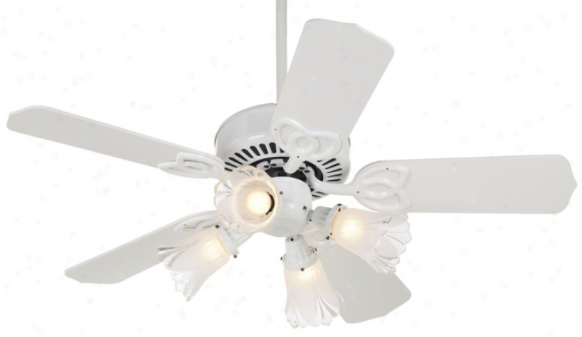 "42"" Casa Vieja Lexington Happy Light Kit Ceiling Fan (15116-26881-38881)"