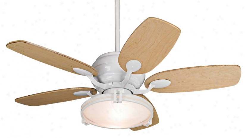 "43"" Casa Vieja Casa Optima Maple Ceioing Fan With Remote (86645-98740-15682-74782-74780)"