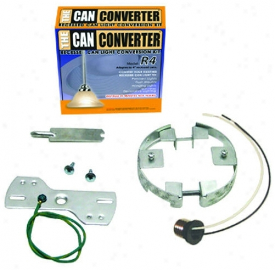 """4"""" Can Converter Recessed Can Light Converter Kit (52893)"""