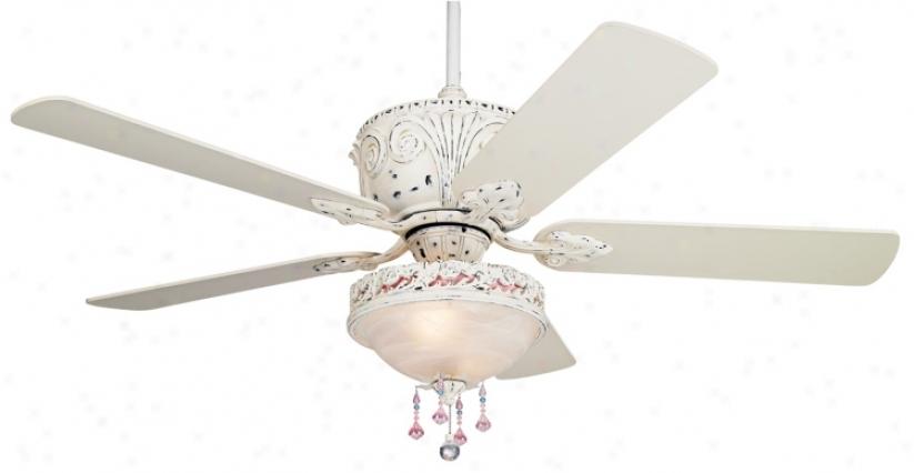 "43"" Casa Vieja Casa Optima™ Maple Blades Ceiling Fan"