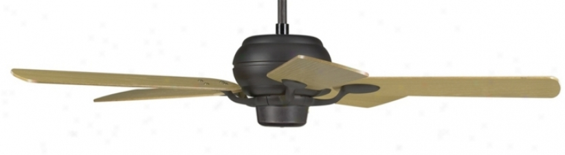 "52"" Casa Optima ™ Espresso Oak Ceiling Fan (40235-00128)"