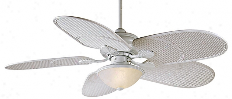 "52"" Casa Vieja®  Tropical Outdoor Ceiling Fan (56000)"
