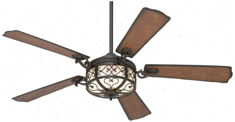 "54"" Hermitage™ Golden Forged  Ceiling Fan (69276)"