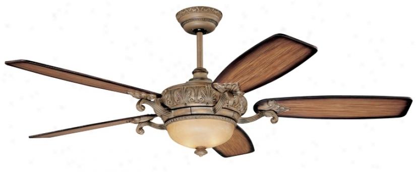 "56"" Casa Vieja Casa Aristocrat™ Ceiling Fan (44953)"