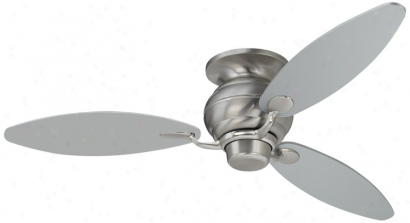 "60"" Spyder™ Hugger Soft and clear  Blades Ceiling Fan (r4214-t2684)"