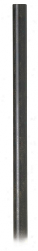 "84"" Veranda Brass Post (69127)"