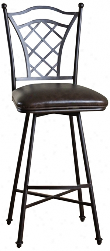 "American Herritage Savannah 30"" High Counter Stool (n0977)"