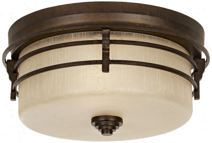 "Arroyo Park Collection 14"" Wide Led Outdoor Ceiling Light (69520-p3976)"